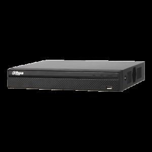 Auflösung bis zu 8 MP 4K IP DAHUA Rekorder für 4 Kameras mit max