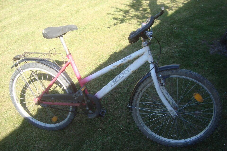 Unisex børnecykel, classic cykel, Rocky