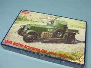 Pattern 1920 Mk.II British Armoured Car in 1//72 Roden