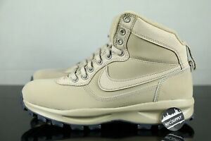 Nike-Manoadome-Khaki-Tan-Grey-Hiking-Trail-Work-Boots-844358-200-Size-7-5-15