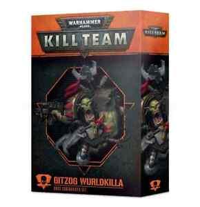 Warhammer 40K Kill Team GITZOG WURLDKILLA GW Games Workshop