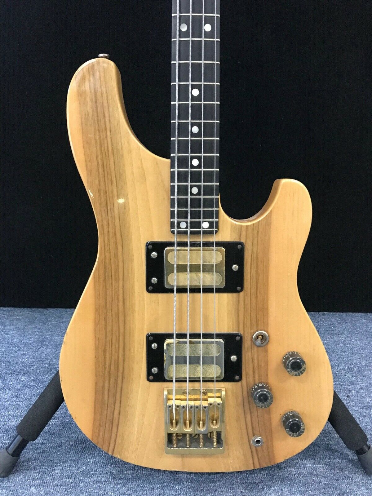 Jolana Superstar 4 String Electric Bass Made in Russia 1980s's
