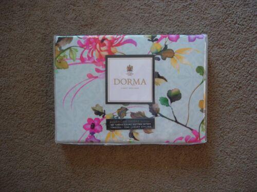 """DORMA /""""Oriental Aquarelle/"""" Oxford Taie d/'oreiller Entièrement neuf sous emballage"""