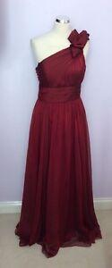 EDRESSIT-DEEP-RED-ONE-SHOULDER-EVENING-DRESS-SIZE-12