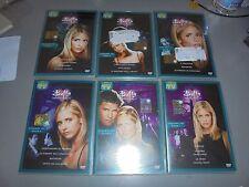 DVD BUFFY L'AMMAZZAVAMPIRI STAGIONE 3 TRE COMPLETA IN 6 DVD 22 EPISODI