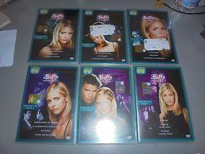 DVD-Buffy-SLAYER-Season-3-Tre-Complete-in-6-DVD-22-Episodes