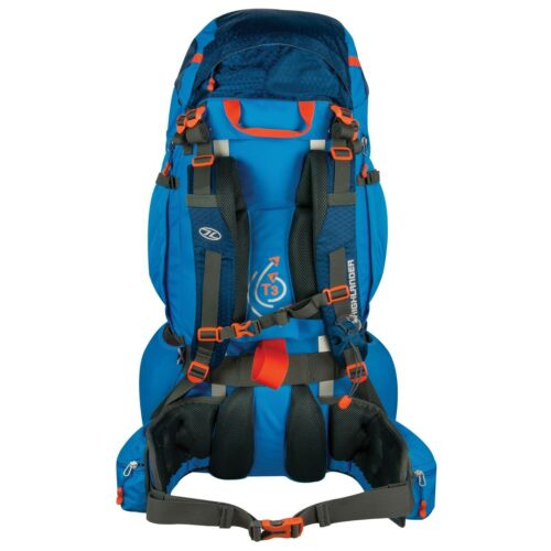 Highlander BEN NEVIS 65L 85L Rucksack Climbing Hiking Mountaineering Waterproof