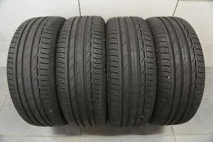 4x-Pneus-D-039-ete-Bridgestone-Turanza-t001-205-55-r16-91q-Dot-16-19-6-8-mm