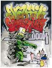 Graffiti Coloring Book by Dokument Forlag (Paperback, 2008)
