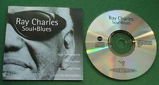 Ray Charles Soul & Blues inc See See Rider & Ain't That Fine + CD