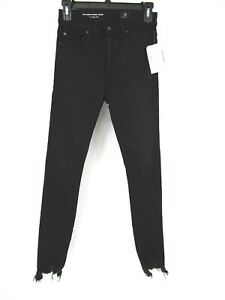 AG-Adriano-Goldschmied-The-Farrah-Skinny-Ankle-High-Rise-Jeans-Size-24R-New-3761