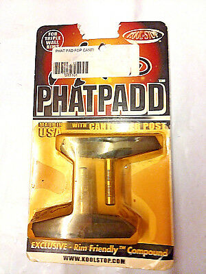 Kool-Stop Phatpadd BMX Bicycle Brake Pads with Threaded Posts New