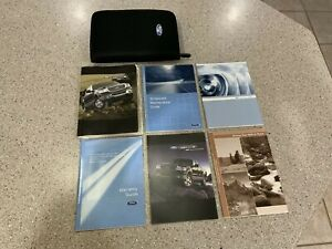 ford  owners manual set oem  shipping ebay
