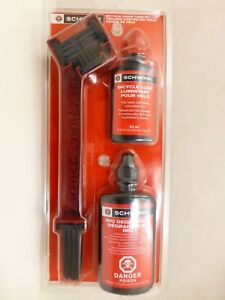 Schwinn-Chain-Care-Kit-Bicycle-Lube-Cleaner-Degreaser-Grunge-Brush-Motorcycle