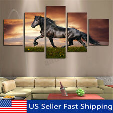 9ee55bae10f item 4 Modern Art Oil Colourful Horse Painting Canvas Print Wall Art  Picture Home Decor -Modern Art Oil Colourful Horse Painting Canvas Print Wall  Art ...