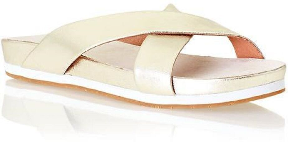 JOIE donna donna donna ADDY SLIP ON FLATS SANDALS scarpe  205.00  36 6 37 7 37.5 7.5 39 9 db1aaa