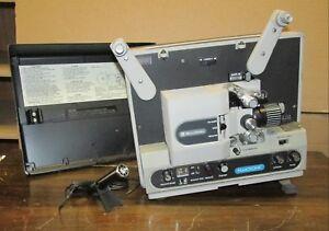 Vintage-BELL-amp-HOWELL-FILMOSONIC-Film-Projector-J0748