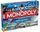 Monopoly Perth Edition Board Game Authentic Version