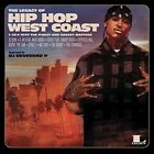 The Legacy of Hip-Hop West Coast [Sony Music] by Various Artists (CD, Sep-2016, 3 Discs, Sony Music)