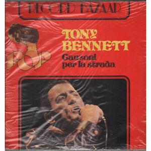 Tony Bennett Lp Vinile Canzoni Per La Strada / Record Bazaar RB 33 Sigillato