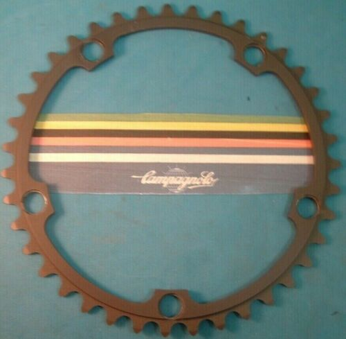 Mint Campagnolo ESP 39T 11-Spd NEW 5H NOS Road Chainring 2015-135BCD