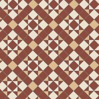 Olde English Carron Victorian Style Geometric Interior/exterior Floor Tiles