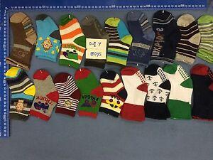 7-pairs-Kids-CHILDRENS-SOCKS-GIRLS-COTTON-BOYS-SOCKS-BULK-Mixed-Colours