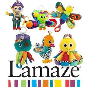 Lamaze-Giocare-E-Crescere-BABY-BAMBINO-acitivy-Giocattolo-Morbido-Nuovo-di-Zecca-10-MODELLI