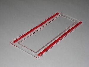 Replacement-Cassette-Cover-Window-for-Sony-Professional-Walkman-WM-D6-amp-WM-D6C