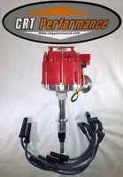 Jeep Amc Gm Hei Distributor & Plug Wires Cj5 Cj7 Yj 258 - Drop In Ready