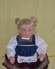 Retired lee middleton Reva doll