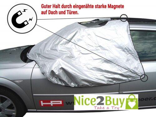 Mercedes SLK R 172 Magnet-Scheibenabdeckung für Winter und Sommer geeignet