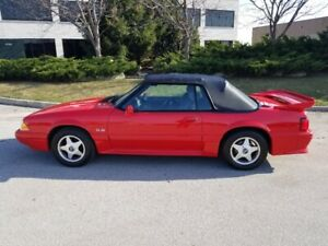 1988 Mustang Convertible