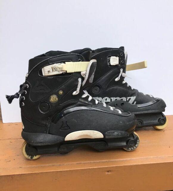 size US 9 FREE WORLDWIDE SHIPPING BRAND NEW aggressive skates Rollerblade NJ5