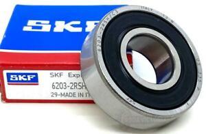 SKF 6203-2RSH Deep Groove Ball Bearing 17x40x12