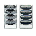 4 Blades For Gillette Fusion Razor Shaving Shaver Trimmer Refills Cartridges ITB