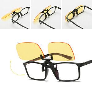 32ba79b22481c Clip sur lunettes-Protection écran ordinateur-TV-Gamer-Anti rayon ...