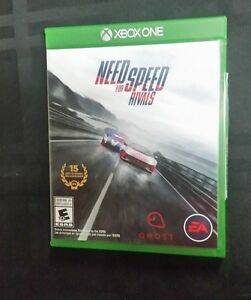 Replacement-Case-NO-VIDEO-GAME-NEED-FOR-SPEED-RIVALS-XBOX-ONE-1