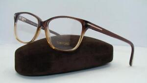 2ef1474f46b Tom Ford TF 5293 050 Brown Unisex Glasses Frames Eyeglasses ...