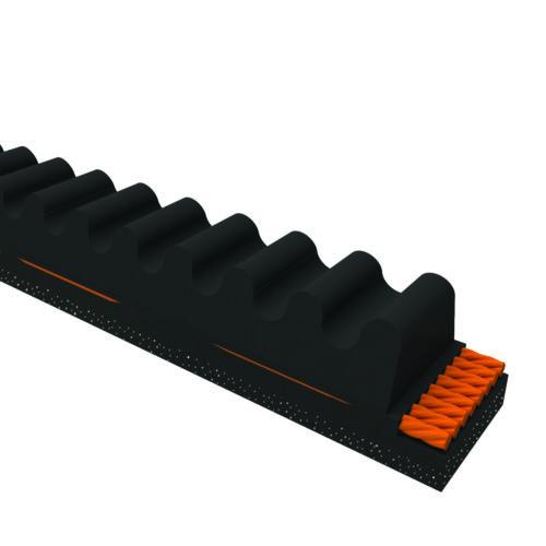 D/&D PowerDrive 17430 V Belt  .53 x 43.27in  Vbelt