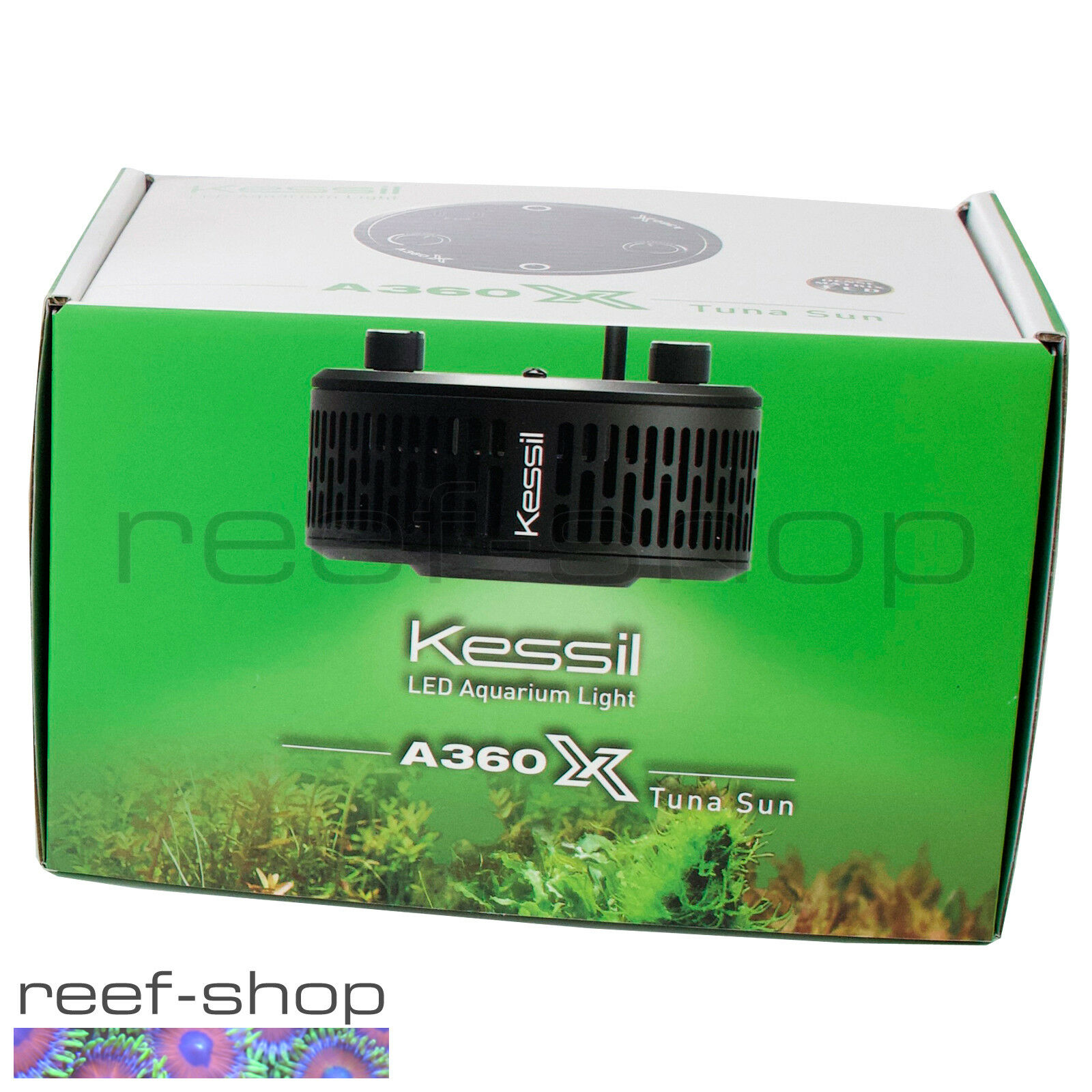 NEW Kessil A360X Tuna Sun LED Light Freshwater Aquarium Fast Free USA Shipping