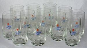 12 Pièces * Auburg Source * Verre/verre D'eau/jus-env. 8,8 Cm Haut-afficher Le Titre D'origine