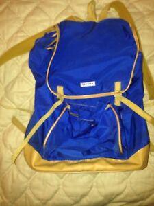 987c6e7b9a Image is loading RARE-Vintage-Sac-Lafuma-Rucksack-Backpack-FRANCE-Outdoor-