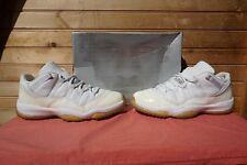 another chance 64543 b00ef 2000 Nike Air Jordan 11 Retro Low White Light Zen Grey Sz 10 (4848)