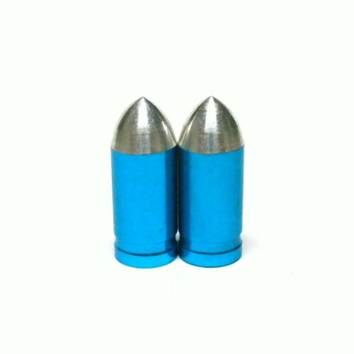 CONTROL NZ-B4F Valve Cap Presta // French type B35 Blue gobike88 MR