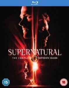 Supernatural-Season-13-Series-Thirteen-Thirteenth-New-Region-B-Blu-ray-Digital