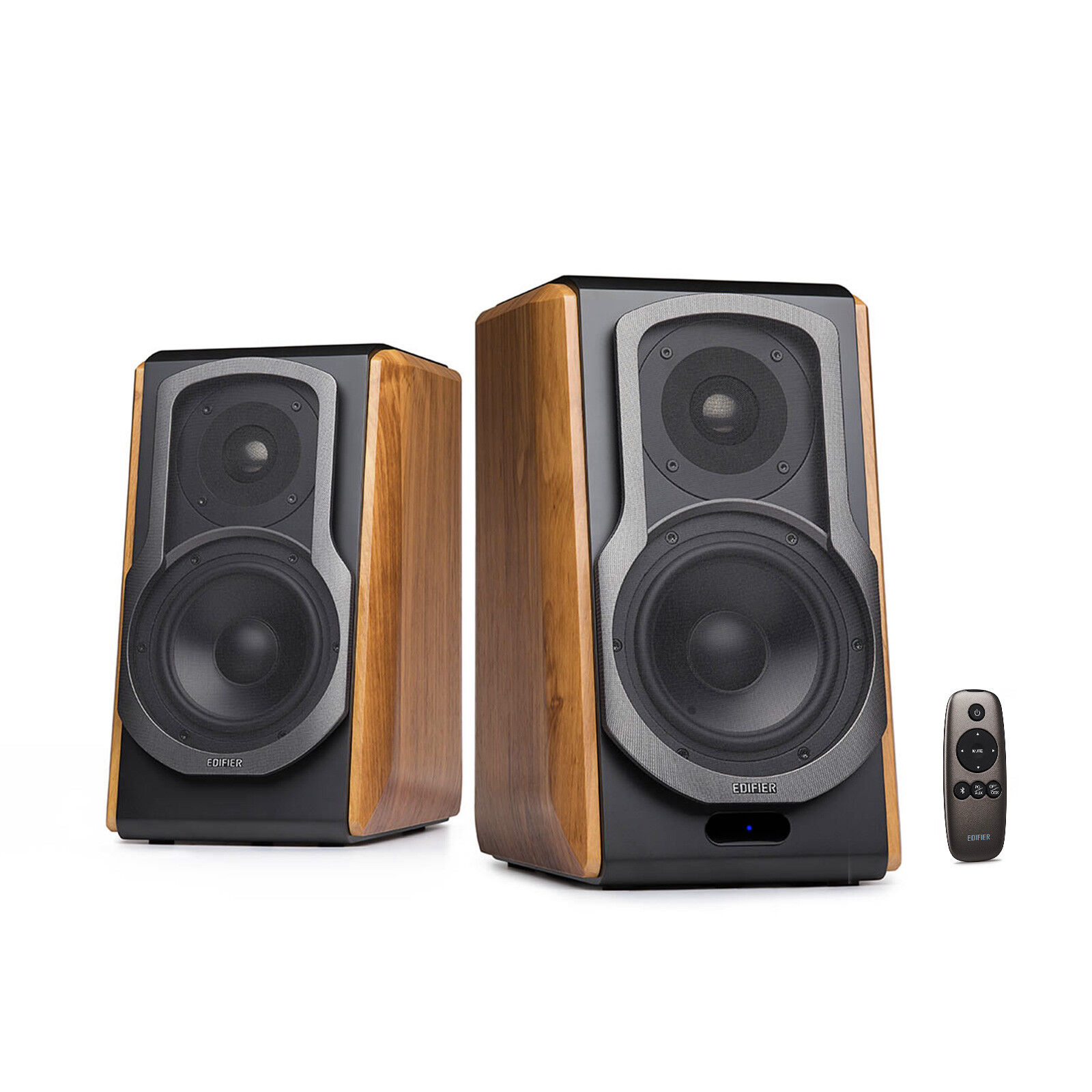 Edifier S1000DB Active Bookshelf Speakers - blueetooth 4.0 - Optical Input