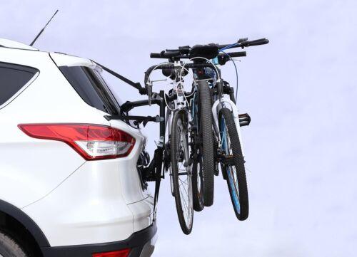 Heckträger Travel Fahrradträger kompatibel mit Ford Ka II 08-16