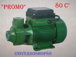 Elettropompa Autoclave Periferica Motore Acqua Pompa Dianhydro 0 50
