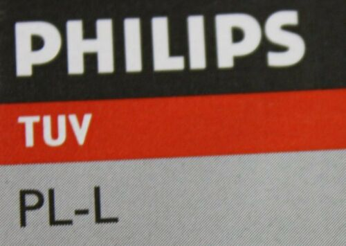 UV-C Ersatzlampe Philips PL 55 Watt Oase UVC Lampe Sockel 2G11 UVC Röhre f